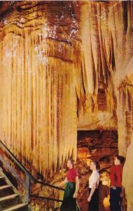 Kentucky The Falls Mammoth Cave National Park 1961