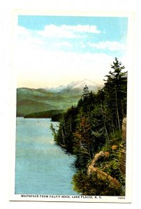 NY - Lake Placid. Whiteface from Pulpit Rock