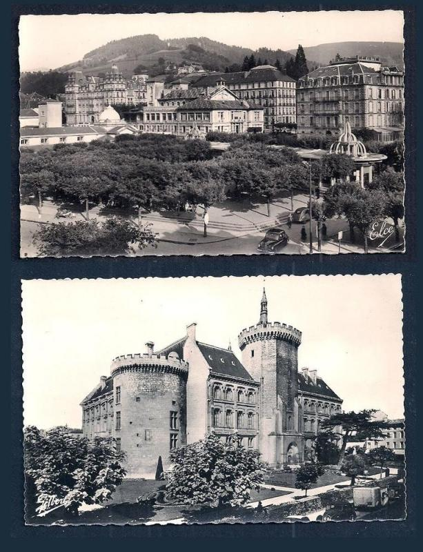 EUROPE Collection (66) Real Photo View Cards mixed eras