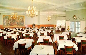 New Jersey Montclair Wedgwood Cafeteria Dining Room