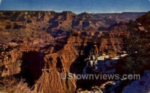 Grand Canyon - Grand Canyon National Park, Arizona AZ