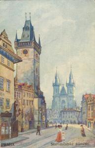 Czech Republic Praha Staroméstské námésti 02.28