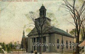 First Unitarian Church - Beverly, Massachusetts MA