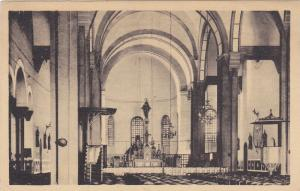 ORAN, Algeria, 1900-1910's; Interieur De La Cathedrale
