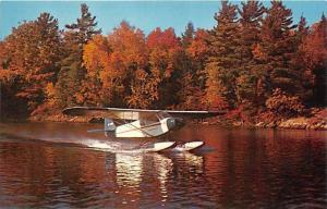 6502  Bush Plane, Float Plane , Pontoon Plane