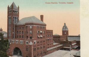 TORONTO , Ontario, 1900-10s ; Union Station