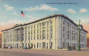 The Custom House New Orleans Louisiana Curteich