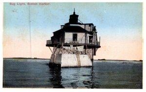 Massachusetts   Boston Harbor , Bug Light