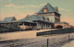 Massachusetts Springfield Depot