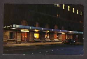 DE Hotel Du Pont DuPont WILMINGTON DELAWARE POSTCARD