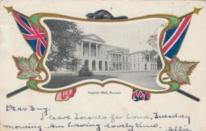 TORONTO , Ontario, Canada, PU-1904;  Osgoode Hall