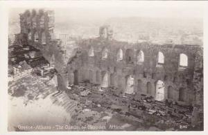 RP; The Odeum of Herodes Atticus, Athens, Greece, 10-20s