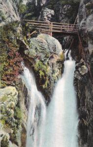 Italy Riva Cascata del Ponale