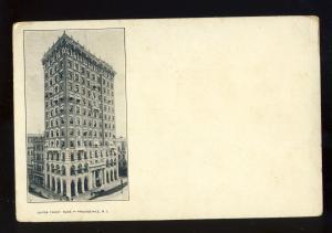 Providence, Rhode Island/RI Postcard, Union trusr Building, 1907!