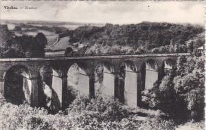 Belgium Virelles Viaduc 1911