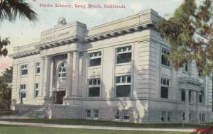 LONG BEACH , California , PU-1913 ; Public Library