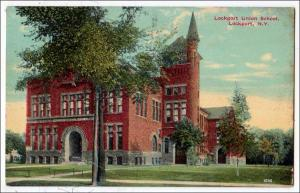 Union School, Lockport NY