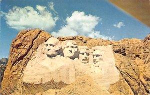 Mt. Rushmore Black Hills, South Dakota SD