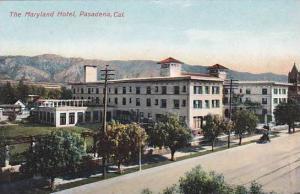 The Maryland Hotel, Pasadena, California, 00-10s