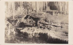 RP: CARLSBAD CAVERN(cave) , New Mexico , 1910-30s; Fountain of the Fairies, Lowe