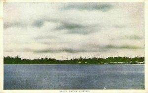 indonesia, BORNEO BALIKPAPAN, Panorama (1920s) Postcard