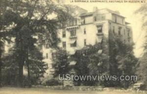 La Barranca Apts. Hastings on Hudson NY Unused