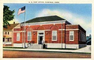 CT - Fairfield. U. S. Post Office