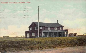 Columbus Gun Club Columbus Ohio 1912 postcard