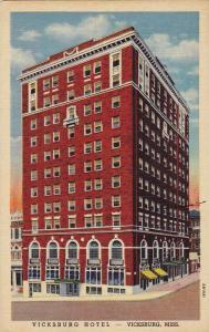 Vicksburg Hotel, Vicksburg, Mississippi, PU-1951