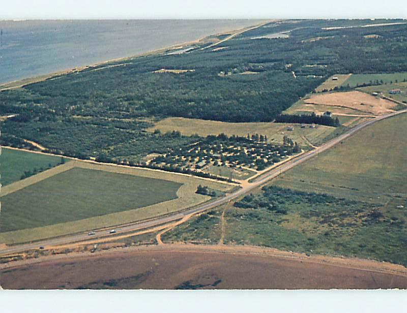Unused Pre-1980 STANHOPE BAY ROAD CAMPGROUND IN CHARLOTTETOWN PE Q8790