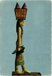 CPM EGYPTE Cairo-Maidservant carrying vases 11th Dyn (343567)