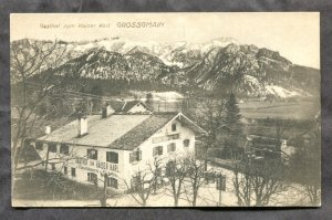 dc844 - GROSSGMAIN Austria 1910s Gasthof Postcard
