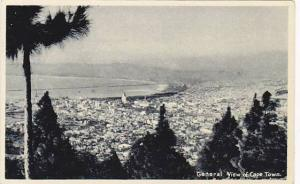 General View Of Cape Town, South Africa, 1910-1920s