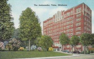 TULSA , Oklahoma, 1930-40s ; The Ambassador