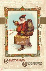 Christmas Greetings - Santa Claus 03.83