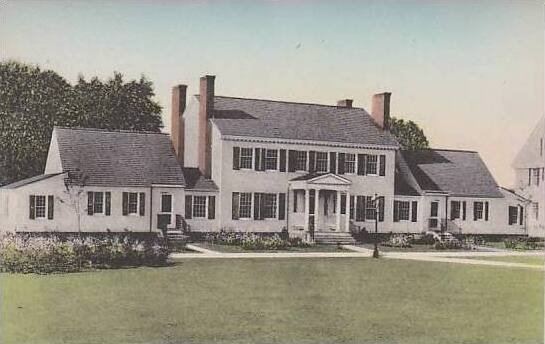 Michigan Dearborn Dearborn Inn Patrick Henry House Albertype