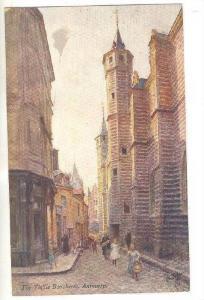 The Vieille Boucherie, Antwerp, Belgium, 1900-1910s