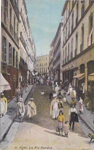 Algeria Alger La Rue Random