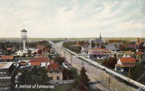 EDMONTON , Alberta , Canada , 00-10s ; Section View