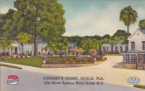 Florida Ocala Cordreys Court On Silver Springs Blvd