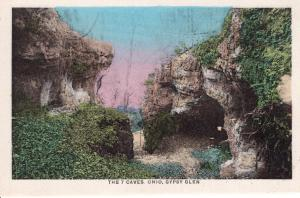 US    PC1250 THE SEVEN CAVES OHIO,  GYPSY GLEN