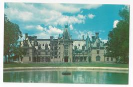 NC Asheville Biltmore House and Gardens Vanderbilt Estate Vintage Postcard