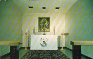 New York Long Island Bay Shore The Lady Chapel St Peter's Episcopal Church 1966