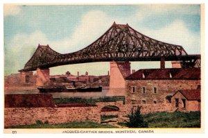 Canada  Montreal Jaques Cartier Bridge