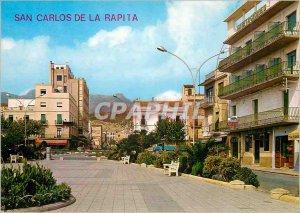 Postcard Modern San Carlos de la Rapita (Tarragona) Spanish