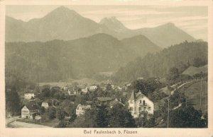 Germany Bad Faulenbach b. Füssen 03.24