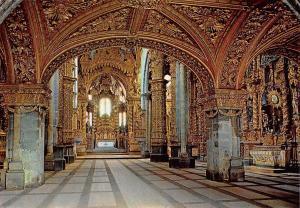 Portugal Porto Igreja gotica do Antigo Mosteiro de S Francisco