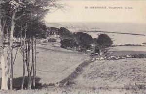 DOUARNENZ, Vue Generale, La Bale, France, 00-10s
