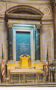 Washington D C National Archives Building