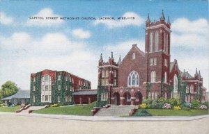 JACKSON , Mississippi, 1930-40s; Capitol Street Methodist Church